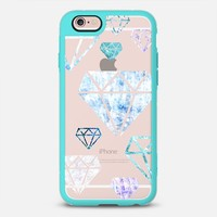 Diamonds iPhone 6s case by Noonday Design | Casetify
