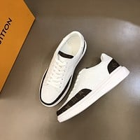Louis Vuitto Men's 2021 New Fashion Casual Shoes Sneaker Sport Running Shoes0518cx