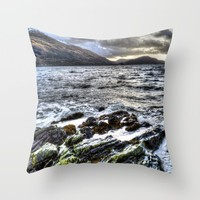 Before the storm Throw Pillow by Haroulita | Society6