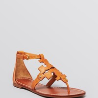 Tory Burch Flat Thong Sandals - Phoebe