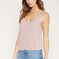 Contemporary V-Neck Cami | Forever 21 - 2000185403