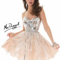 MacDuggal Cocktail 85140B at Prom Dress Shop