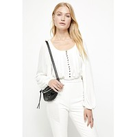 Devin Top Ivory