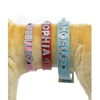 Personalized Custom Dog Cat Pet Collar