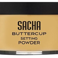 SACHA Buttercup Powder - finely milled and flash-friendly, so you won't look white or ashy in bright lighting & photos: Amazon.ca: Beauty