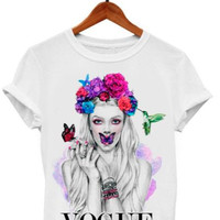 VOGUE FASHION WOMEN T-SHIRTS