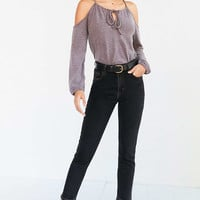 Kimchi Blue Alessandra Cold Shoulder Sweater - Urban Outfitters