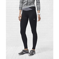 Nike Store. Nike Epic Run Women's Cropped Running Tights
