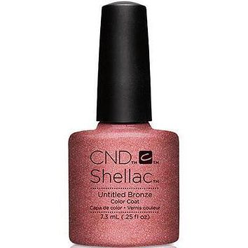 CND - Shellac Untitled Bronze (0.25 oz)