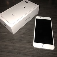 Apple iPhone 8 Plus - 64GB - Silver (T-Mobile) A1897 (GSM)
