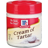 McCormick Specialty Herbs And Spices Cream Of Tartar, 1.5 oz - Walmart.com