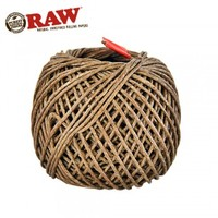 RAW HEMP WICK BALL - 100FT.