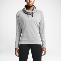 Nike Obsessed Infinity Women's Training Cover-Up - Dark Grey Heather