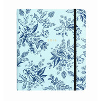 2016 Toile 17-Month Planner