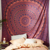 Animal Maze Tapestry - Urban Outfitters