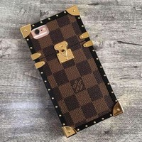 lv 2017 hot iphone 8 iphone 8 plus stylish cute on sale hot deal matte couple phone case for iphone 6 6s 6plus 6s plus iphone 7 iphone 7 plus
