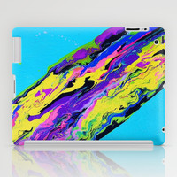 Go With the Flow iPad Case by Erin Jordan