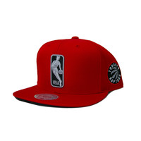 Mitchell & Ness The League Snapback Toronto Raptors In Red
