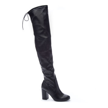 Chinese Laundry Kiara Smooth Over The Knee Boot | Chinese Laundry