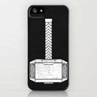 THOR! iPhone Case by John Medbury (LAZY J Studios) | Society6