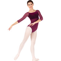 Adult 3/4 Sleeves | Dance Leotards | Child & Adult Dancewear | DiscountDance.com