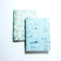 Mini Notebooks   Pocket Journals   Blue Jotters   Floral Notebook   Cahiers   Unlined Notebooks   Cute Notebooks   Pocket Notebooks   Paris