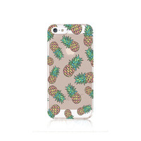 iPhone 5 Case Clear Pineapple iPhone 6 Case iPhone 5 Case Clear Pineapple iPhone 5 Case iPhone 6 Case Pineapple iPhone 5 Case Floral Summer