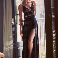 Satin & Lace Gown - Very Sexy - Victoria's Secret