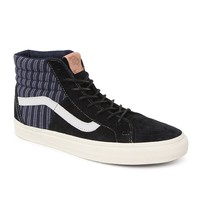 Vans SK8 Hi 46 Shoes - Mens Shoes - Black
