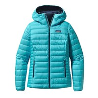 Patagonia Women's Down Sweater Hoody | Ultramarine