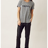 Textile By Elizabeth And James Happy Bowery Tee