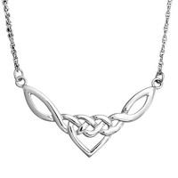 Bling Jewelry Celtic Love Necklace
