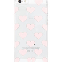 clear hearts iPhone 5 case - kate spade new york