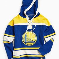 '47 Brand Golden State Warriors Lacer Hoodie Sweatshirt | Urban Outfitters