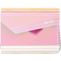 Jimmy Choo Candy Holographic Clutch | Nordstrom
