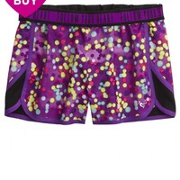 READY-TO-RUN SHORTS | GIRLS BORN TO BE FIERCE ACTIVE THE COLLECTIONS | SHOP JUSTICE