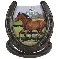 REP Horseshoe Picture Frame    1108
