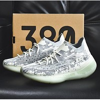 Adidas Yeezy Boost 380 V3 Alien FV3260 Stone texture Joint Limited Coconut Shoes