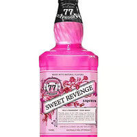 Sweet Revenge Wild Strawberry Sour Mash Liqueur 750ML - Liquor Barn
