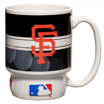 San Francisco Giants - Baseball Logo Homerun 16 oz Mug