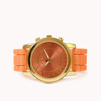 Punchy Chronograph Watch