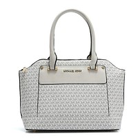 Michael Kors MK Women Fashion Leather Handbag Tote Satchel