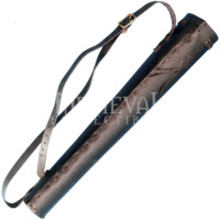 Hunters Leather Quiver - MCI-2201 by Medieval Collectibles