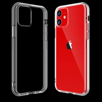 Soft Clear Case for iPhone 11