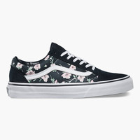 VANS Vintage Floral Old Skool Womens Shoes | Sneakers