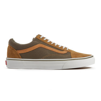 Vans Old Skool Plimsolls in Surplus