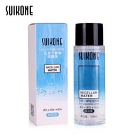 Professional Mild Liquid Makeup Remover Hydrophilic Oil Shrink Pores Cleansing Water Deeply Washing Cleanser for Eyes Lips Face