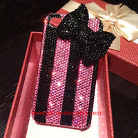 Crystal Bow iPhone 4/4s/5 Case