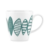 Dansk® Lotta Petal 16-Ounce Mug in Teal