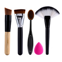 5 Piece Makeup Set